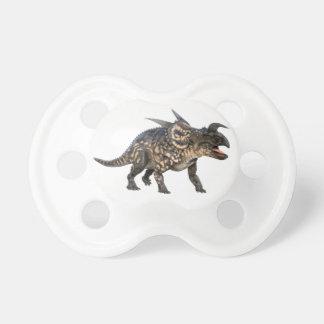 Einiosaurus Standing it's Ground Pacifier