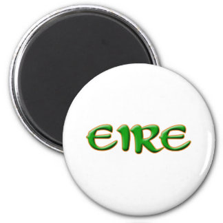 Eire Eltic Text Magnet
