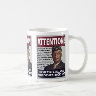 Eisenhower, Eisenhower  Coffee Mug