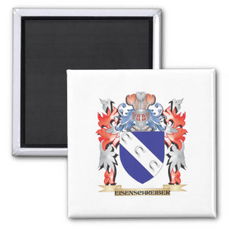 Eisenschreiber Coat of Arms - Family Crest Magnet