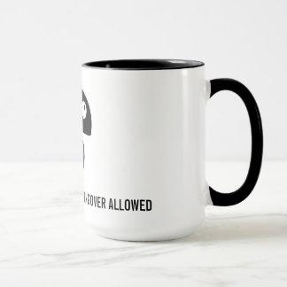 Eivissa Dimenesión - IN HANGOVER ALLOWED Mug