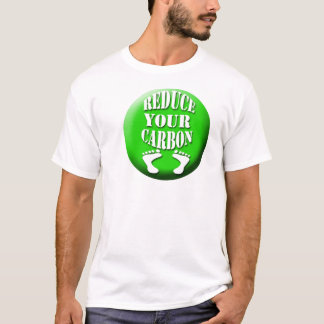 EJ carbon footprint design T-Shirt