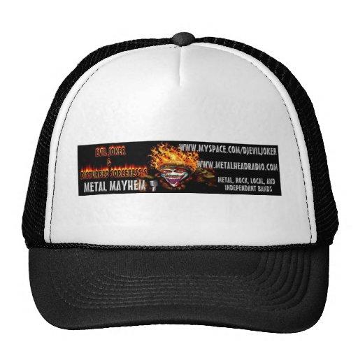EJ & DS's Metal Mayhem hat