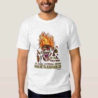 Ej & DS's Metal Mayhem kids Tshirt