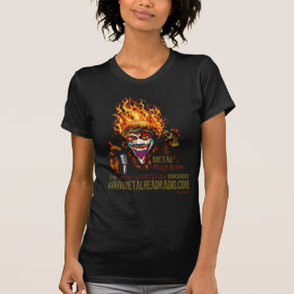 EJ & DS's Metal Mayhem Ladies Tshirt