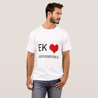 Ek lief Boeremeisies T-Shirt