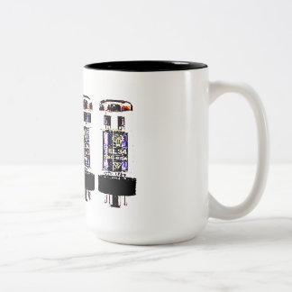 EL 34 Tubes Coffee Mug