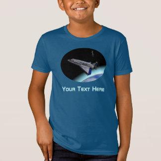 El Al Maslool Space Shuttle T-Shirt
