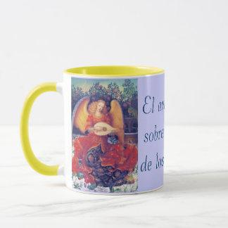 El amor mug