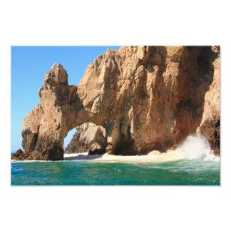 El Arco (The Arch), Cabo San Lucas, Mexico Photo Print