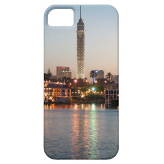 El Borg Tower at Dusk, Cairo, Egypt Case For The iPhone 5