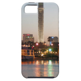 El Borg Tower at Dusk, Cairo, Egypt iPhone 5 Cover