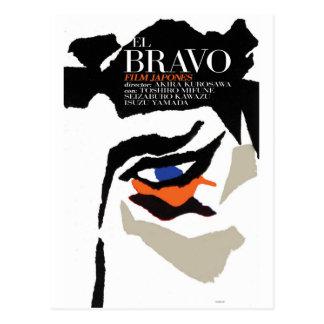 El Bravo Postcard