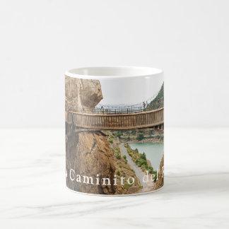 El Caminito del Rey. View 2 Coffee Mug