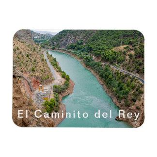 El Caminito del Rey. View 3. Magnet