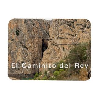 El Caminito del Rey. View 4. Magnet