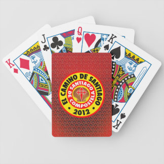El Camino De Santiago 2012 Poker Deck