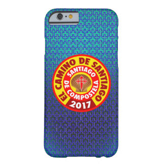 El Camino de Santiago 2017 Barely There iPhone 6 Case
