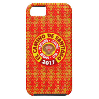 El Camino de Santiago 2017 Case For The iPhone 5