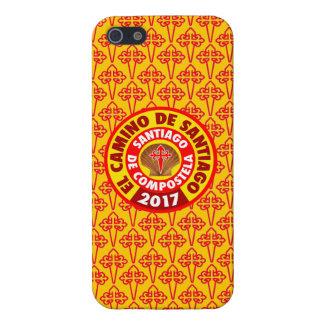 El Camino de Santiago 2017 iPhone 5/5S Case