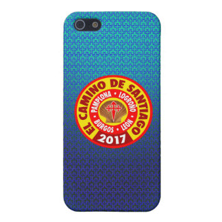 El Camino de Santiago 2017 iPhone 5 Cover