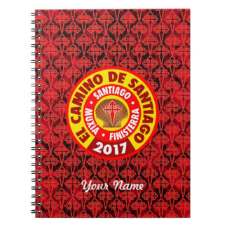 El Camino de Santiago 2017 Notebook