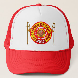 El Camino de Santiago 2017 Trucker Hat