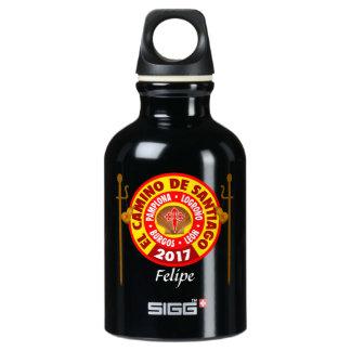 El Camino de Santiago 2017 Water Bottle