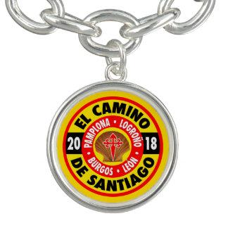 El Camino de Santiago 2018 Charm Bracelets