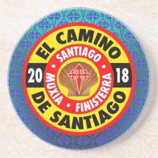 El Camino de Santiago 2018 Coaster