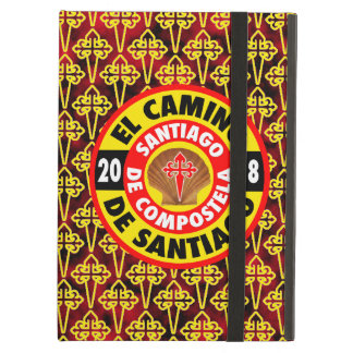 El Camino De Santiago 2018 Cover For iPad Air
