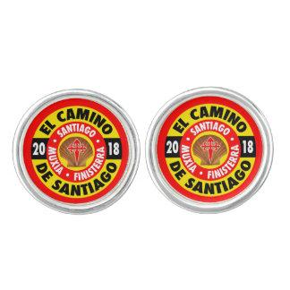 El Camino De Santiago 2018 Cuff Links