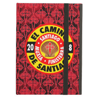 El Camino De Santiago 2018 iPad Air Case