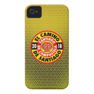El Camino de Santiago 2018 iPhone 4 Case-Mate Case