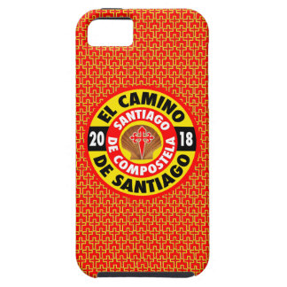 El Camino de Santiago 2018 iPhone 5 Case