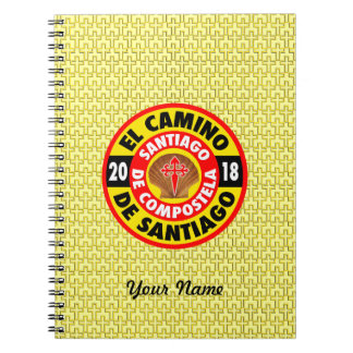 El Camino de Santiago 2018 Notebooks