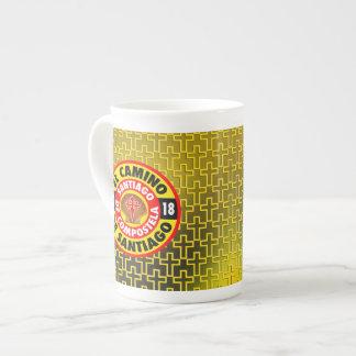 El Camino de Santiago 2018 Tea Cup