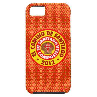 El Camino de Santiago de Compostela 2012 iPhone 5 Cases