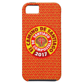 El Camino de Santiago de Compostela 2017 Case For The iPhone 5