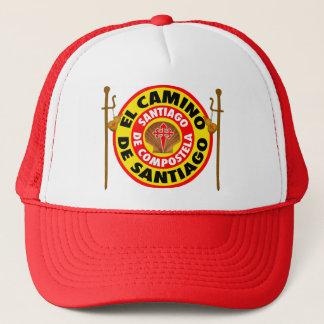 El Camino de Santiago Trucker Hat