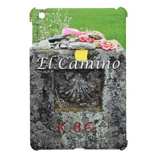 El Camino: Marker 86 kilometres,  Spain Cover For The iPad Mini
