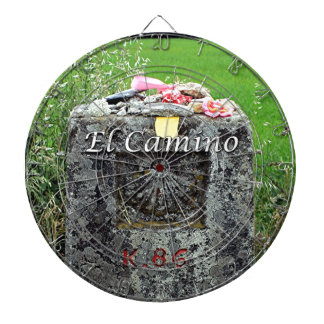 El Camino: Marker 86 kilometres,  Spain Dartboard