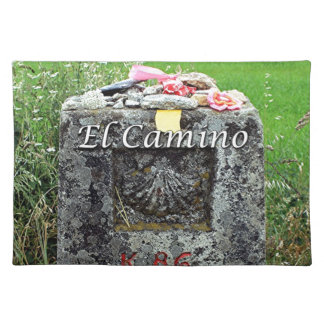 El Camino: Marker 86 kilometres,  Spain Placemat