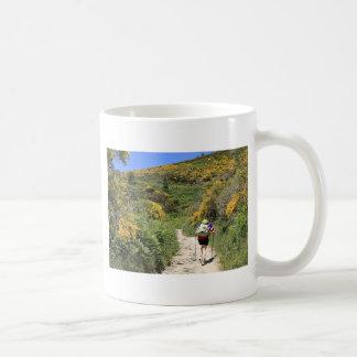El Camino, Molinaseca to O'Cebreiro, Spain Coffee Mug