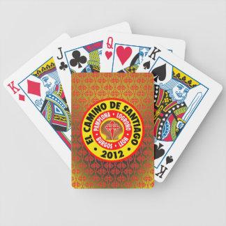 El Camino Santiago 2012 Poker Deck