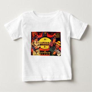 El Capitan Maravellas Baby T-Shirt