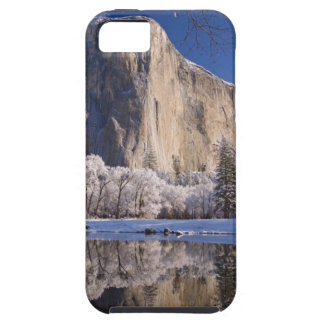 El Capitan reflects into the Merced River in 2 iPhone 5 Case