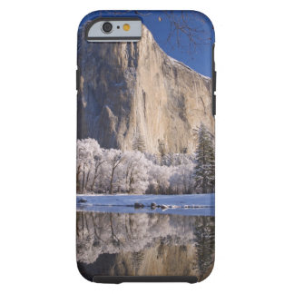 El Capitan reflects into the Merced River in 2 Tough iPhone 6 Case