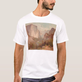 El Capitan, Yosemite, California (0229A) T-Shirt