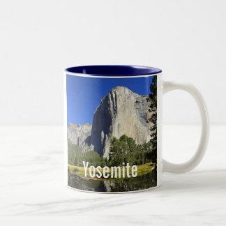 El Capitan, Yosemite Mug